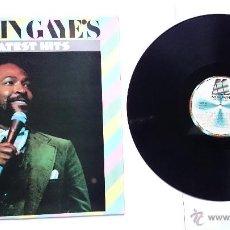 Discos de vinilo: MARVIN GAYE - MARVIN GAYE GREATEST HITS (1976) (RECOP. 1975-1976) (REEDICION 1985). Lote 224497700