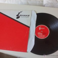 Discos de vinilo: VIDA LOCA. MARKANTONIO PACO OSUNA. BOCCACCION HANOY. SHAKE RECORDS. MAXI VINILO.. Lote 211394290