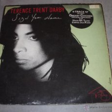Discos de vinilo: TERENCE TRENT D´ARBY - SING YOUR NAME - EP 4 TEMAS - MADE IN SPAIN - CBS - IB -. Lote 50291973