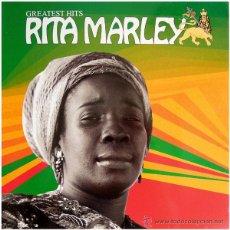 Discos de vinilo: RITA MARLEY – GREATEST HITS - LP SPAIN 1991 - TABATA TB LP-102. Lote 50299596