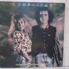 Discos de vinilo: COMPLICES ANGELES DESANGELADOS 1989 ARIOLA. Lote 50301140