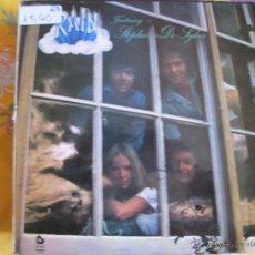 Discos de vinilo: LP - RAIN FEATURING STEPHANIE DE SYKES - SAME (SPAIN, BRADLEY'S RECORDS 1974). Lote 50303784
