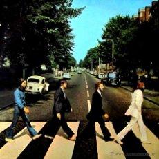 Discos de vinilo: THE BEATLES - ABBEY ROAD (PSICHEDELIC) 1ª EDICION UK 1969 CON ERRATA EN PORTADA Y LABEL, MUY RARO.... Lote 50305164