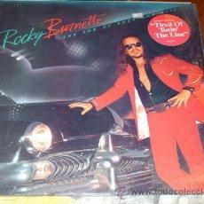 Discos de vinilo: ROCKY BURNETTE - THE SON OF ROCK AND ROLL !! ORG EDIT USA, PRECINTADO !!!!!!!!!!!!. Lote 50305579