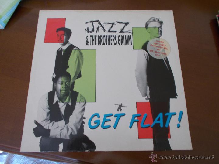 JAZZ & THE BROTHERS GRIMM. MAXI 12 (Música - Discos de Vinilo - Maxi Singles - Disco y Dance)