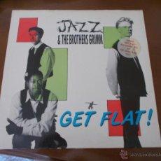 Discos de vinilo: JAZZ & THE BROTHERS GRIMM. MAXI 12. Lote 50309646