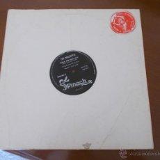 Discos de vinilo: THE REALISTICS.FEELIN´FINE. MAXI 12. Lote 50310047