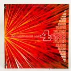 Discos de vinilo: ESPLENDOR DE LAS CUATRO FASES. + 5 LP 4 FASES. Lote 50311741