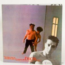 Discos de vinilo: DIOS - ESCRITO EN LOS CIELOS - LP CARPETA ABIERTA DRO ESPAÑA 1984 . Lote 50311835