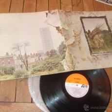 Discos de vinilo: LED ZEPPELIN. IV - 4. LP. ZOSO. MADE IN SPAIN. 1971 GATEFOLD SLEEVE. Lote 50312699
