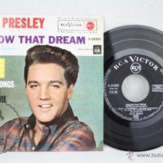 Discos de vinilo: DISCO EP VINILO - ELVIS PRESLEY. FOLLOW THAT DREAM / SOUNDTRACK - RCA / VICTOR - ESPAÑA, 1962. Lote 50319377