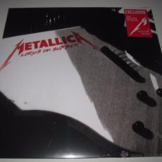 Discos de vinilo: METALLICA - LORDS OF SUMMER ( MAXI 12 PULGADAS, 2014 LIMITED ). Lote 50325402