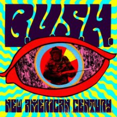 Discos de vinilo: B.U.S.H. - NEW AMERICAN CENTURY ( LP 2006 ) PUNK, HARDCORE BRASIL.. Lote 50325609