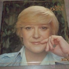 Discos de vinilo: ALICE DONA - COLLECTION - PATHE MARCONI - EMI - MADE IN FRANCE - 1979 - DOBLE PORTADA - IB -. Lote 50326038