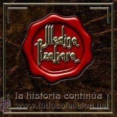 Discos de vinilo: MEDINA AZAHARA - LA HISTORIA CONTINÚA ( LP 2011 AVISPA ). Lote 50326335