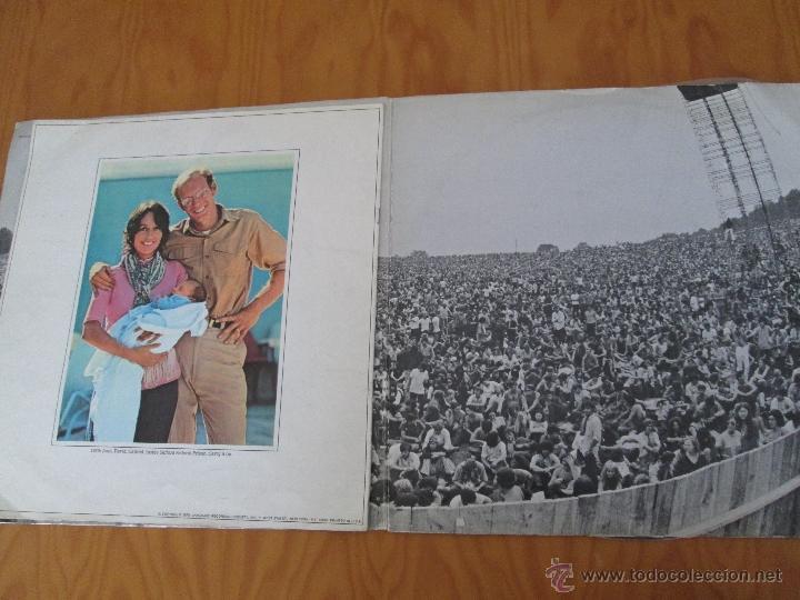Discos de vinilo: JOAN BAEZ ( 1960/70). DIEZ AÑOS DE EXITO. DOS DISCOS. HISPA VOX. - Foto 5 - 50328233