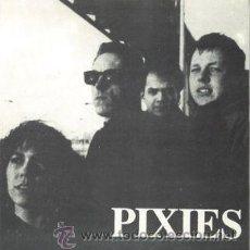 Discos de vinilo: PIXIES ?– NUMBER 13 BABY VAMOS EP 1989 SOLO 500 COPIAS EX/EX. Lote 50331073