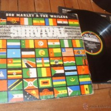 Discos de vinilo: BOB MARLEY & THE WAILERS. LP. SURVIVAL. MADE IN SPAIN. 1979.. Lote 50332658