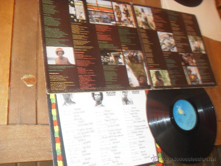 Discos de vinilo: THE WAILERS. LP. BURNIN. MADE IN SPAIN. 1980. - Foto 3 - 50333263