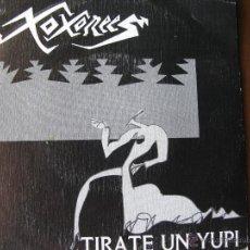Discos de vinilo: XOXONEES. TIRATE UN YUPI. 7INCH.. PROMO MADE IN SPAIN. 1989. SOLO POR UNA CARA.. Lote 50339541