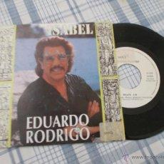 Discos de vinilo: EDUARDO RODRIGO. MULATA. SUDAMERICANO. Lote 50340006