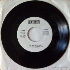 Discos de vinilo: JAUME SUREDA, AL RACER DEL FAR (MALLER 1988) SINGLE PROMOCIONAL 1 SOLA CARA - MALLORCA. Lote 50344842
