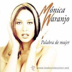 Discos de vinilo: MONICA NARANJO-PALABRA DE MUJER-EDICION VINILO. Lote 50346957