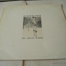 Discos de vinilo: CODEINE LP THE WHITE BIRCH SUB POP ORIGINAL ALEMANIA 1994. Lote 50351198