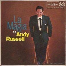 Discos de vinilo: EP-ANDY RUSSELL LA MAGIA DE...RCA3 20219 SPAIN 1959. Lote 50351548