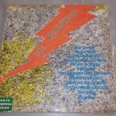 Discos de vinilo: LOS RELAMPAGOS - ZAFIRO - MADE IN SPAIN 1972 - LP - IB. Lote 50354329