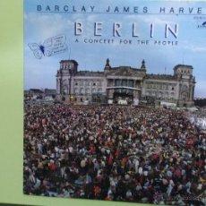 Discos de vinilo: BARCLAY JAMES HARVEST - BERLIN. Lote 50357300