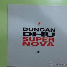 Discos de vinilo: DUNCAN DHU - SUPER NOVA GASA 1991. Lote 50357379