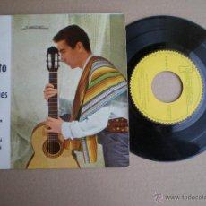 Discos de vinilo: ALBERTO - Y SUS CANCIONES -EP IBEROFON 1961. Lote 50362177