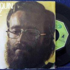 Discos de vinilo: JOAQUIN DIAZ, LA CASADITA DE LEJAS TIERRAS, MAMBRU (MOVIEPLAY 1979) SINGLE PROMOCIONAL. Lote 50364228