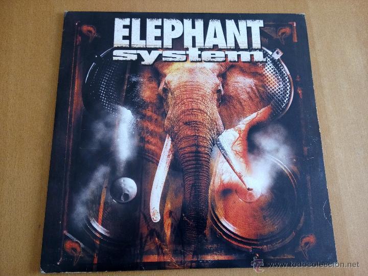 ELEPHANT SYSTEM ELEPHANT SYSTEM 2XLPS INSERTOS (Música - Discos - LP Vinilo - Reggae - Ska)