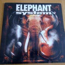 Discos de vinilo: ELEPHANT SYSTEM ELEPHANT SYSTEM 2XLPS INSERTOS. Lote 50366791