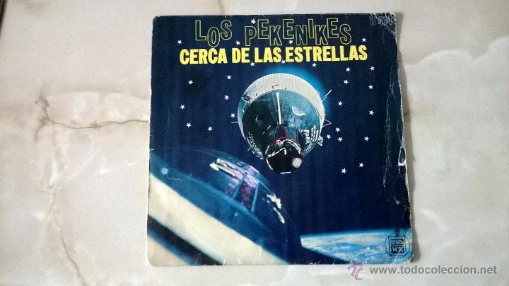 SINGLE, LOS PEKENIKES CERCA DE LAS ESTRELLAS 1968 (Música - Discos - Singles Vinilo - Solistas Españoles de los 50 y 60)