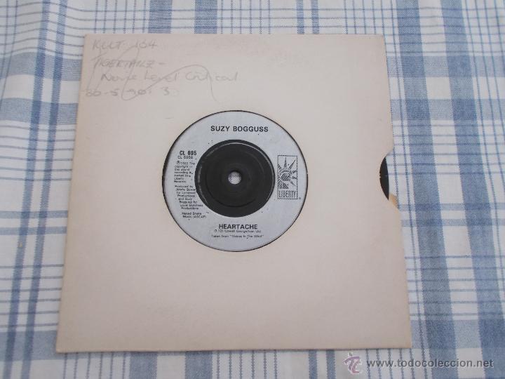 SUZY BOGGUSS. HEY CINDERELLA.HEARTACHE (Música - Discos de Vinilo - Maxi Singles - Country y Folk)