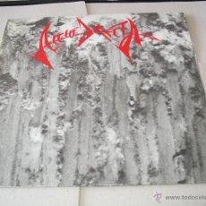 Discos de vinilo: ACCIO DIRECTA LP IMAGÍNATE ORIGINAL ESPAÑA 1990 VINILO ROJO + ENCARTE + 4 PÁGINAS DE PRESENTACIÓN. Lote 50370979