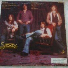 Discos de vinilo: SMOKEY ( SMOKEY ) CALIFORNIA-USA 1975 LP33 MCA RECORDS. Lote 50371348