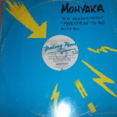 Discos de vinilo: MONYAKA - GO DE YAKA - MAXI - POLYDOR - L -. Lote 50375193