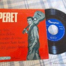Discos de vinilo: PERET. VOY VOY.. Lote 50375500