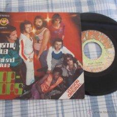 Discos de vinilo: POP TOPS. MAMY BLUE. Lote 101562915