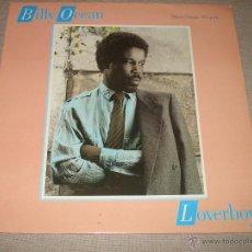 Discos de vinilo: BILLY OCEAN - LOVERBOY. Lote 50377065