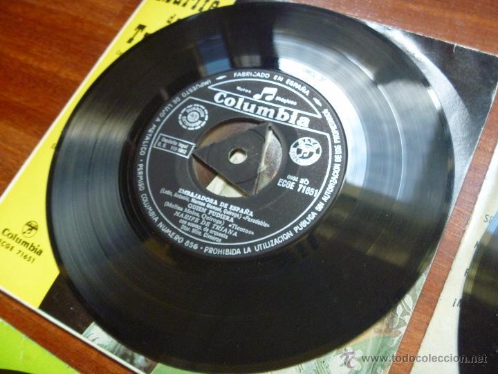 Discos de vinilo: Coleccion Marife de Triana 6 single columbia alhambra - Foto 5 - 50377547