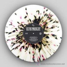 Discos de vinilo: ELVIS PRESLEY LP ELVIS PRESLEY (FIRST ALBUM) EDICION LIMITADA MULTICOLOR. Lote 50395413