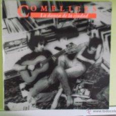 Discos de vinilo: COMPLICES LA DANZA DE LA CIUDAD RCA 1990. Lote 50398654