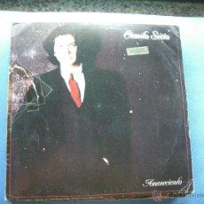 Discos de vinilo: CAMILO SESTO AMANECIENDO DISCO DE VINILO LP Y PÓSTER. Lote 50402970