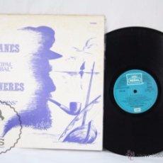 Discos de vinilo: DISCO LP VINILO - SARDANES / HAVANERES. PRINCIPAL DE LA BISBAL... - ED. EMI / REGAL - ESPAÑA, 1980. Lote 50408845