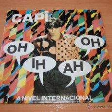 Discos de vinilo: EP DISCO VINILO CAPI OH IH AH OH (TINO CASAL)+1. Lote 50412602